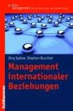 Management interorganisationaler Beziehungen - Netzwerke - Cluster - Allianzen.