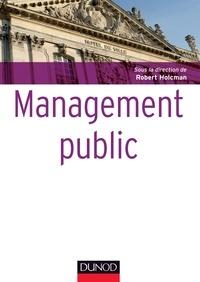 Robert Holcman - Management public.