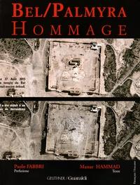 Manar Hammad - Bel/Palmyra hommage.