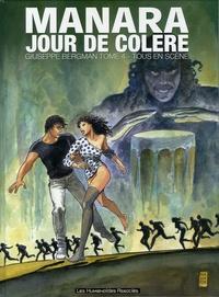 Manara - Giuseppe Bergman Tome 4 : Jour de colère - Tous en scène.