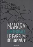 Manara - Le parfum de l'invisible - Intégrale noir et blanc.