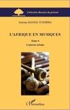 Manda Tchebwa - L'Afrique en musiques - Tome 4, Contexte urbain.
