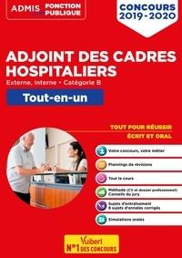 Mandi Gueguen et Fabien Gougeon - Concours adjoint des cadres hospitaliers - Tout-en-un.