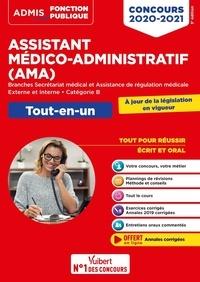 Mandi Gueguen et Fabien Gougeon - Concours Assistant médico-administratif (AMA) - Tout-en-un.