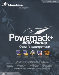 Mandrakesoft - Powerpack+ - 2007 Spring, Osez le changement. 1 DVD