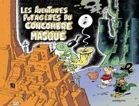 Mandryka - Le concombre masqué  : Les aventures potagères du concombre masqué.