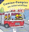 Mandy Archer et Martha Lightfoot - Camion-pompiers en intervention.