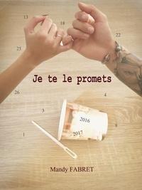 Mandy Fabret - Je te le promets.
