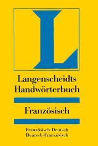 Accentsonline.fr Langenscheidts Handwörterbuch Französisch-Deutsch, Deutch-Französisch - Mit Grammatik Französisch Image