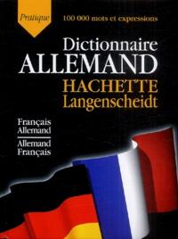 Manfred Bleher et Danielle Bleher - Hachette & Langenscheidt pratique - Dictionnaire Français-Allemand, Allemand-Français.