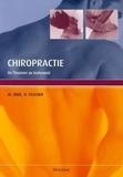 Manfred Eder et Hans Tilscher - Chiropractie - De l'examen au traitement.