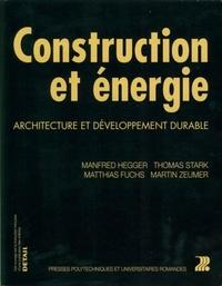 Construction et énergie - Architecture et développement durable.pdf