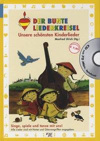 Manfred Ulrich - Der Bunte Liederkreisel. 1 CD audio
