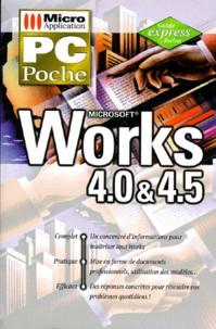 Works 4.0 & 4.5- Microsoft - Manfred Weber |