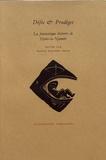 Manga Bekombo Priso - Défis & Prodiges - La fantastique histoire de Djèki-la-Njambé, édition bilingue français-dwala. 1 CD audio