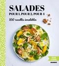 Mango - Salades pour 1, pour 2, pour 4.