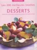 Manise - Les 200 meilleures recettes de desserts.