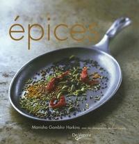 Manisha Gambhir Harkins - Epices.