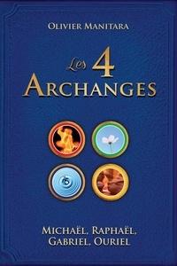 Histoiresdenlire.be 4 Archanges, Michaël, Raphaël, Gabriel, Ouriel (Les) Image