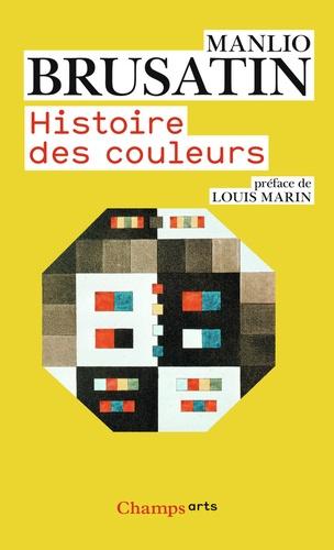 Manlio Brusatin - Histoire des couleurs.