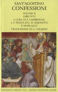 Checkpointfrance.fr Sant'Agostino Confessioni - Volume II (Libri IV-VI) Image