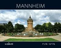 Mannheim - Bildband.