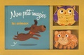 Manola Caprini - Mon petit imagier Les animaux - Avec deux puzzles.