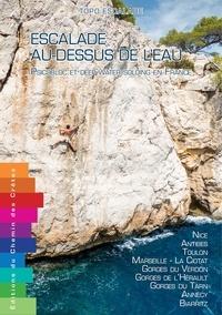 Galabria.be Escalade au-dessus de l'eau - Psicobloc et deep-water soloing en France Image