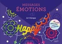 Manon Bucciarelli - Messages émotions - Des cartes postales à gratter, et à envoyer !.