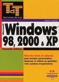 Manon Cassade - Windows 98, 2000 et XP.