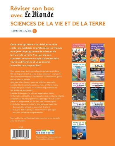Sciences de la vie et de la Terre Terminale, série S  Edition 2020