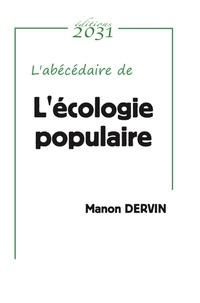 Manon Dervin - L'écologie populaire.