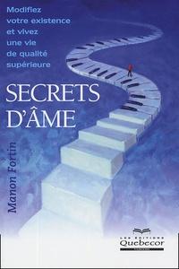 Manon Fortin - Secrets d'âme.