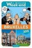Manon Liduena et Yoann Stoeckel - Un grand week-end à Bruxelles. 1 Plan détachable
