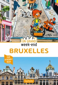Manon Liduena - Un grand week-end à Bruxelles. 1 Plan détachable