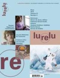 Manon Richer et Daniel Sernine - Lurelu. Vol. 37 No. 3, Hiver 2015.