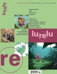 Manon Richer et Daniel Sernine - Lurelu. Vol. 38 No. 1, Printemps-Été 2015.