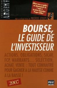 Amazon livres audibles télécharger Bourse, le guide de l'investisseur  - Edition 2007