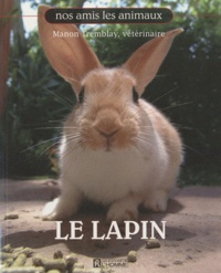 Manon Tremblay - Le lapin.