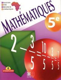 Mansour Anjorin et Ali Dan Faraouta - Mathematiques 5e CIAM.
