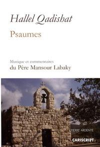 Mansour Labaky - Hallel Qadishat - Psaumes.
