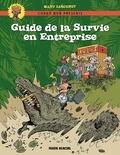 Manu Larcenet - Congo Bob présente : Guide de survie en entreprise.