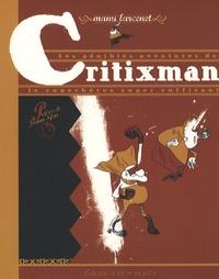 Manu Larcenet - Critixman.
