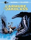 Manu Larcenet et Jeff Pourquié - Valérian Tome 1 : L'armure du Jakolass.