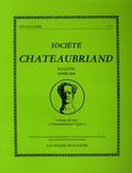 "Société Chateaubriand - Société Chateaubriand bulletin N°57 : ""Chateaubriand et l'Eglise""."