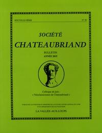 "Société Chateaubriand - Société Chateaubriand bulletin N°58 : ""Néoclassicismes de Chateaubriand""."