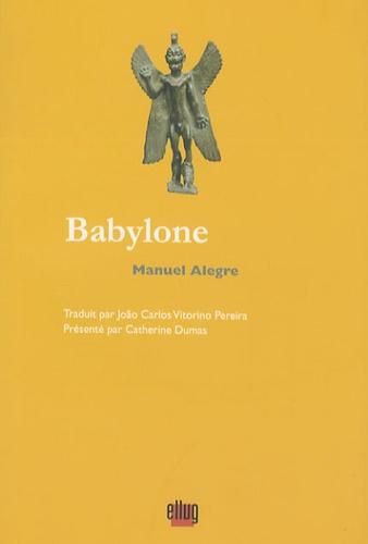 Babylone. Edition bilingue français-portugais