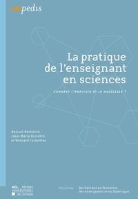 La pratique de lenseignant en sciences - Comment lanalyser et la modéliser ?.pdf