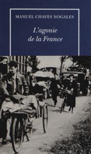 Manuel Chaves Nogales - L'agonie de la France.