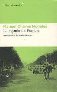 Manuel Chaves Nogales - La Agonia De Francia.